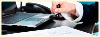 реєстрація печатка комп