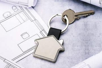 квартира ключі брелок нерухомість